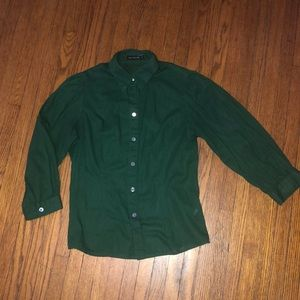 The Limited Button Front Top